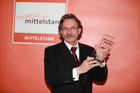 Prof. Dr. Meinhard Knoll von der Westfälischen Wilhelms-Universität Münster, © Oliver Wolf