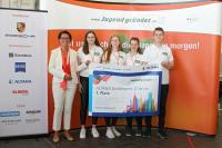 Student Team from Lingen Receives the 2019 ALTANA Special Prize in Chemistry for its Sustainable Business Idea
