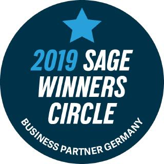 Sage Winners Circle 2019: 16 Business Partner ausgezeichnet