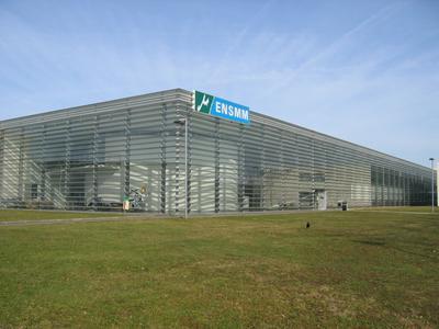Die Partnerhochschule der TU Ilmenau, die französischen Elite-Hochschule ENSMM (© ENSMM)