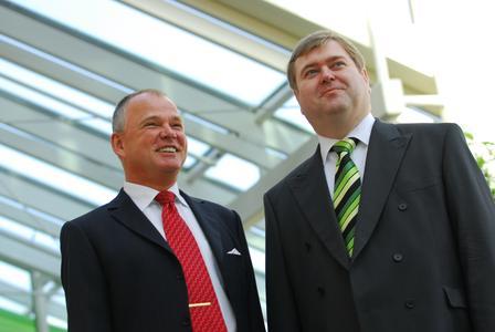 Neue Eigentümer: Holger Eickholz und Frank A. Ohrem