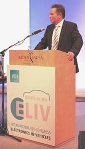 Dr. Wolfgang Frech begleitet seit vielen Jahren das Programm der Baden-Baden Spezial (Bild: VDI Wissensforum GmbH)
