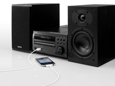 D-M39 mit iPod