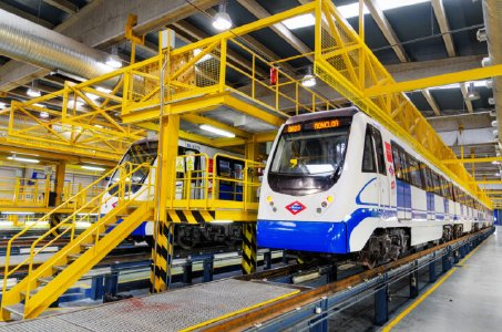 Metro de Madrid is committed to providing a quality, safe, efficient and sustainable public service