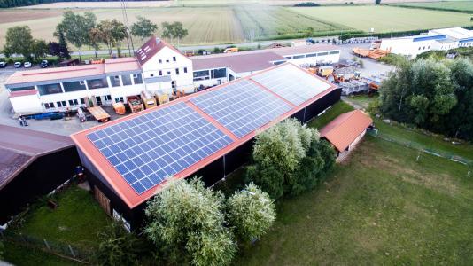 Gemeinde Hollfeld setzt auf Photovoltaik