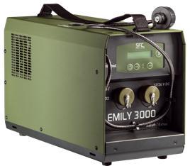 EMILY Brennstoffzellen von SFC Energy versorgen FFG-Rüstsatzmodul für Führungsfahrzeug der Zukunft zuverlässig mit netzfernem Strom