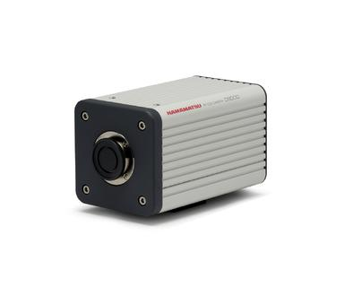 New back-thinned CCD camera with highest quantum efficiency for UV-VIS and NIR imaging