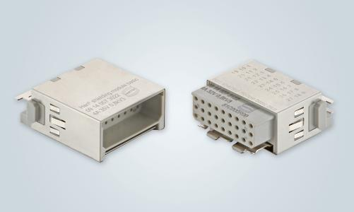 HARTING has developed a new Han® Shielded power module that allows users to insert shielded power lines into modular connectors for the first time. Customer benefits: Easy to use and shorter installation times!