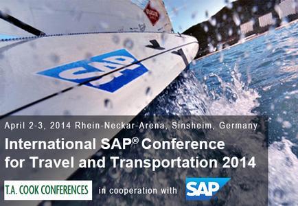 International SAP Conference for Travel & Transportation 2014