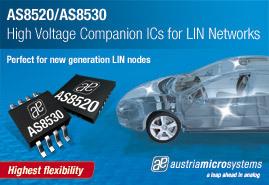 PR09 749 AS8520 30 SBC LIN Transceiver preview