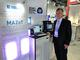 MAZeT LIGHTFAIR in Las Vegas,USA, im Mai 2012