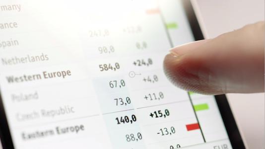 Mobiles Berichtswesen für mittelständische Unternehmen