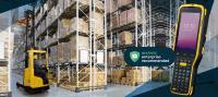 Drahtlos vernetzt: Neuer Mobilcomputer RK95 optimiert Produktivität und Effizienz entlang der Supply Chain