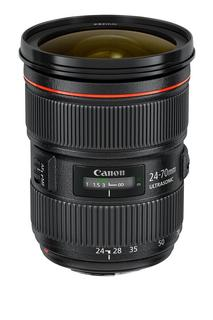 Canon EF 24-70mm 1:2,8L II USM, EF 24mm 1:2,8 IS USM und EF 28mm 1:2,8 IS USM