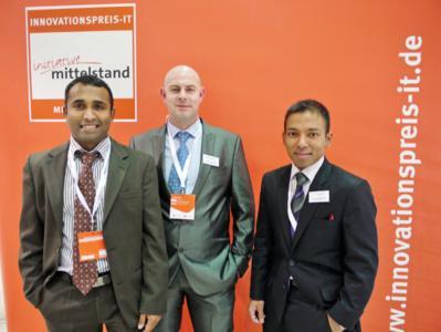 Novalnet AG Online Payment Solutions Worldwide wird nominiert für den Innovationspreis-IT 2012, © Novalnet AG