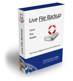 Box Live File Backup