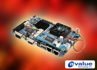 Texim Europe Announces ECM-PNV 3.5 inch SBC from Avalue