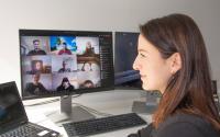 Digitales Meeting, Praktikum@home, Grenzebach