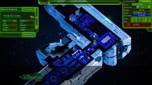 Sternenkreuzer bauen mit Starship Corporation
