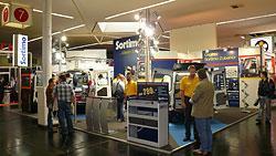 Fahrzeugeinrichter Sortimo feiert Premiere auf der bautec 2008