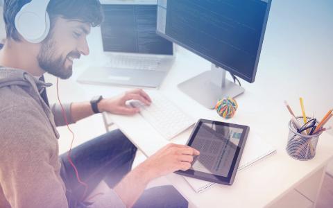 Arvato Systems und Vidispine ermöglichen cloud-basiertes Content Management (Copyright: Viacheslav Iakobchuk / Adobe Stock / Arvato Systems)
