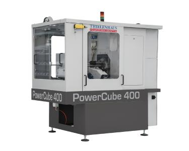 Thanks to extremely short cycle times – due to short non-productive times and set-up times – the Thielenhaus Superfinish Innovation PowerCube makes very high productivity a reality.