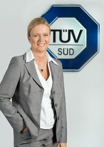 Gabriele Sommer, Leiterin des Konzernbereichs Personal der TÜV SÜD AG