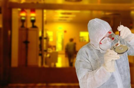 Ghostwriter für Naturwissenschaftliche Forensik
