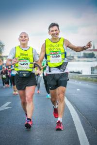 Geschäftsführer von CADENAS Solutions UK gründet Laufgruppe für Menschen mit Sehbehinderung in Bristol