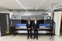 Onlineprinters opens new production facilities for large format prints