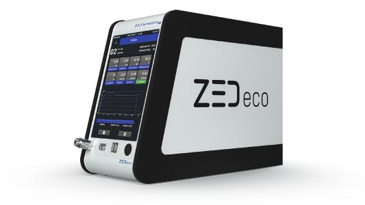 ZEDeco von ZELTWANGER ist ein neues, preiswertes Basisgerät für die Dichtheitsprüfung und als Einkanalgerät mit sehr schnellen Abtastraten für hochgenaue Messungen konzipiert.