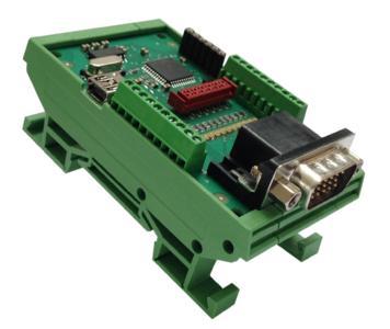 EyeMIO Extended erweitertes Multifunktion-SPS-IO-Modul