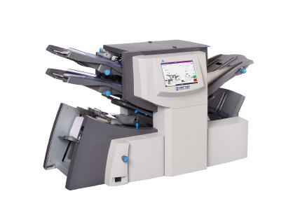 Kuvertiermaschine SI 4350 - HEFTER Systemform