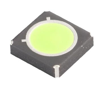 Green Broadband LED as a tailored solution for life science applications