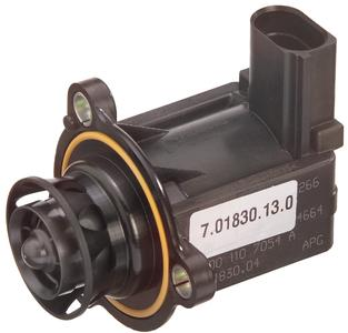 Electric bypass valve