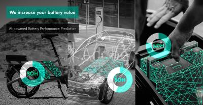 We increase your battery value with our AI-powered Battery Performance Prediction!