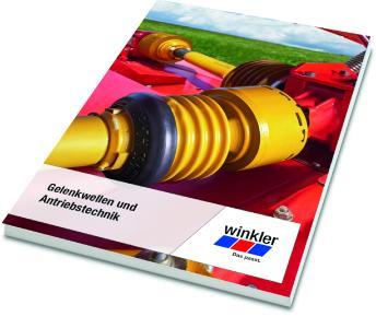 Katalog Gelenkwellen Antriebstechnik