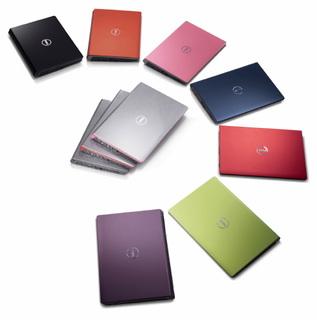 """Dell stellt neue Marke """"Studio"""" mit zwei innovativen Multimedia-Notebooks vor"""