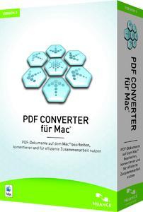 PDF Converter für Mac von Nuance mit verbesserter PDF-Verarbeitung