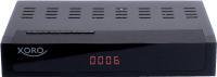 Neuer Kabelreceiver mit PVR und Media-Player von XORO