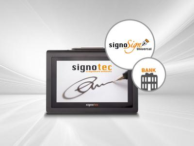 ING Bank Poland selects solutions from signotec