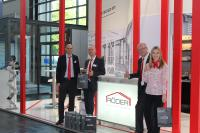 RÖDER Messe-Team CeMAT 2016