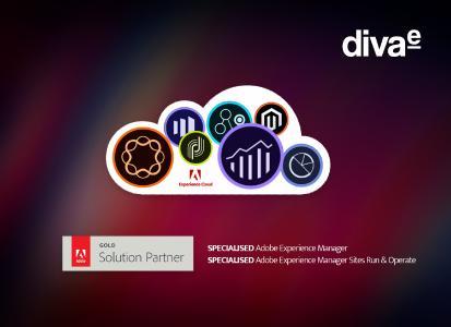 diva-e erneuert Adobe Experience Manager Sites Spezialisierung