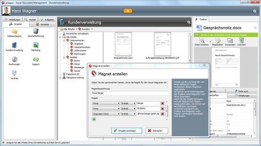 amagno Desktop