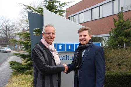 f.l.t.r. Ralph Weidling and Vladimir Dufek
