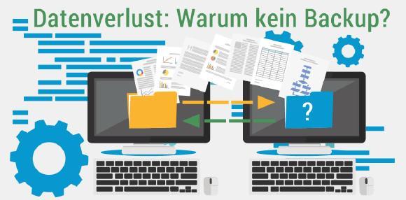 RecoveryLab Datenrettung: Backup vergessen? Warum sichern wir so selten unsere Daten?  Foto: Fotolia.de