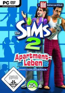 Packshot DieSims2 Apartment Lebenl