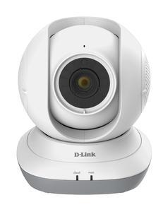 D-Link EyeOn Pet Monitor DCS-855L/P mit weißen Farbringen