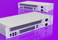 Die ADVA FSP 150-XG480 ist das branchenweit erste Aggregations- und Demarkationsgerät, das die MEF 3.0-Zertifizierung für 100G Schnittstellen erhalten hat (Foto: Business Wire)