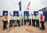 Kuehne + Nagel marks ground-breaking of a new multi-purpose warehouse facility in Singapore